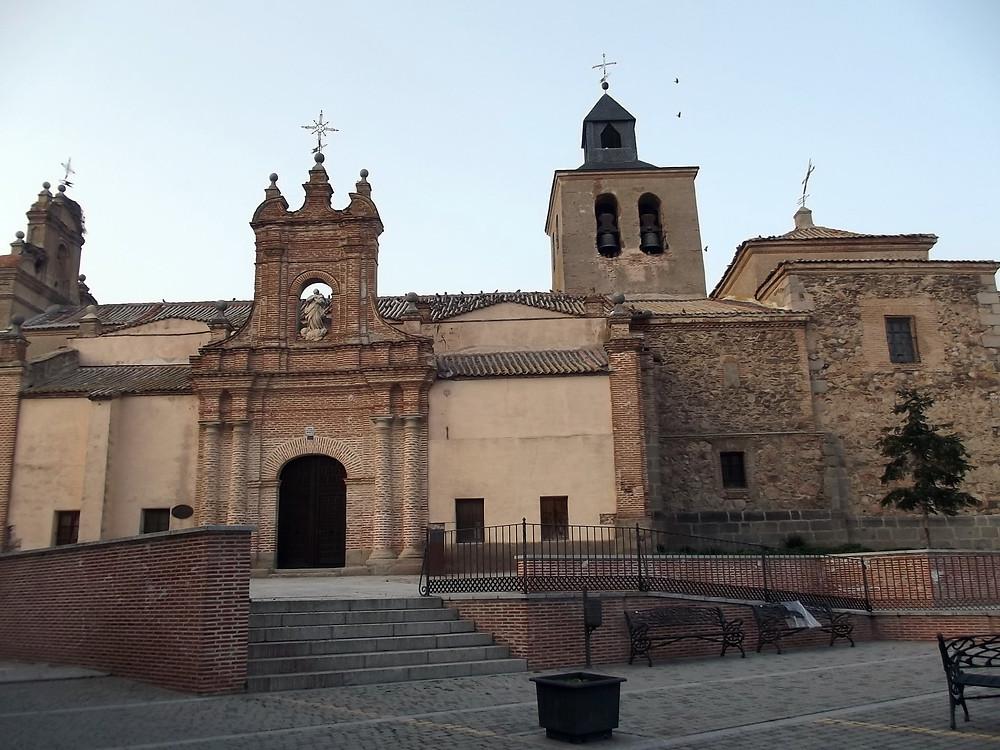 Iglesia parroquial de la Asunción de Nuestra Señora.