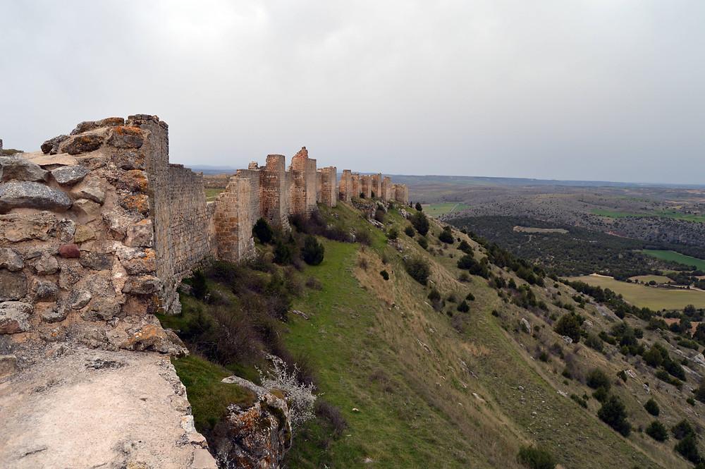 Fortaleza califal de Gormaz.