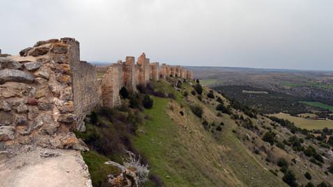 El castillo de Gormaz, la impresionante fortaleza califal más grande de Europa