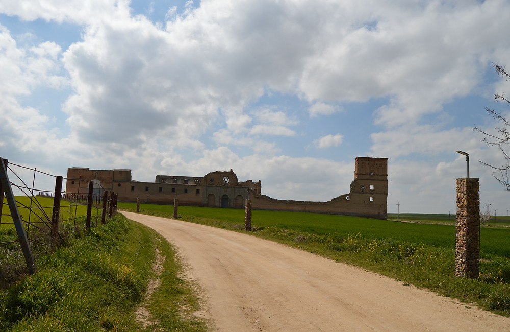Vista general del Convento Agustino de Extramuros.