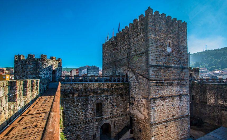 Castillo del Condestable Dávalos.