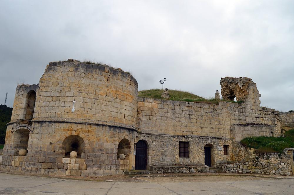 Castillo de la Mota de Astudillo