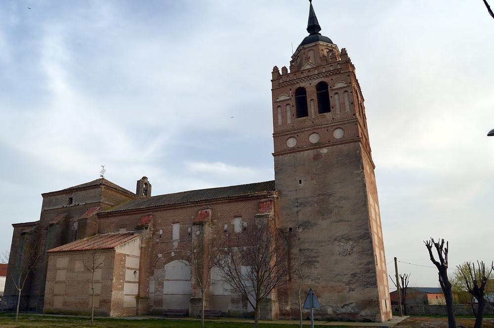 Iglesia de Nuestra Señora de la Asunción de Puras.