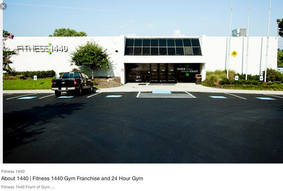 Fitness 1440 -Bend, Oregon