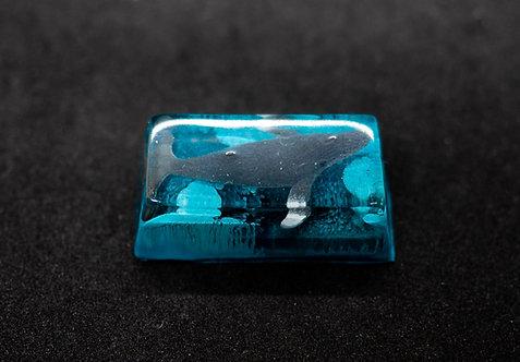 Whale 2U Resin Artisan Keycap (Backlight Compatible)