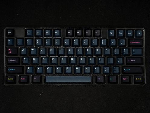 PBT Dracula Keycaps Set