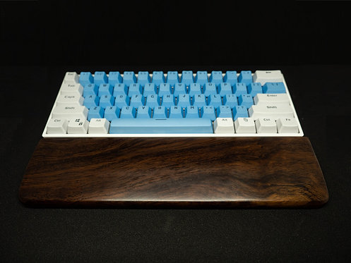 Ebony Wood Keyboard Wrist Rest