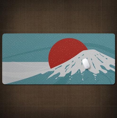 Mount Fuji Japanese Desk Mat