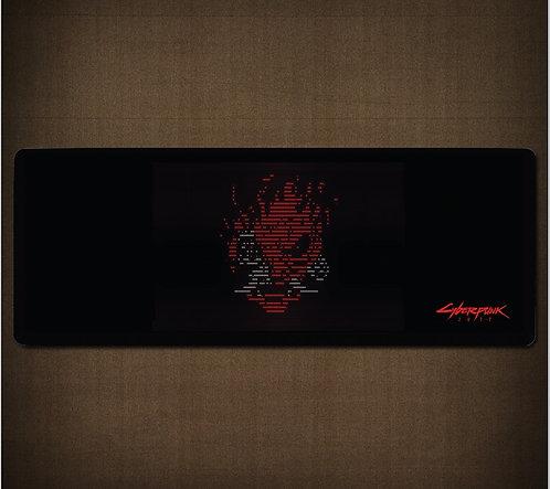 Samurai Cyberpunk Desk Mat