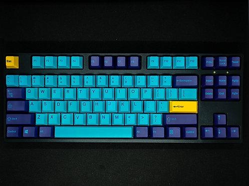 PBT Skeletor Keycaps Set