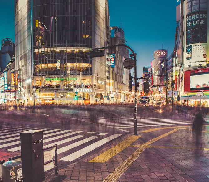 Tokyo's Top 5 Photo Locations