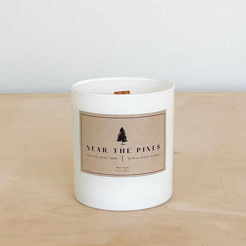 Near The Pines Candle