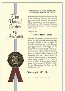 US Patent No. 9,504,243 B1 Cover