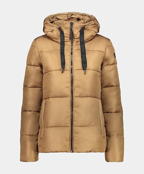 CMP warm jacket mokka