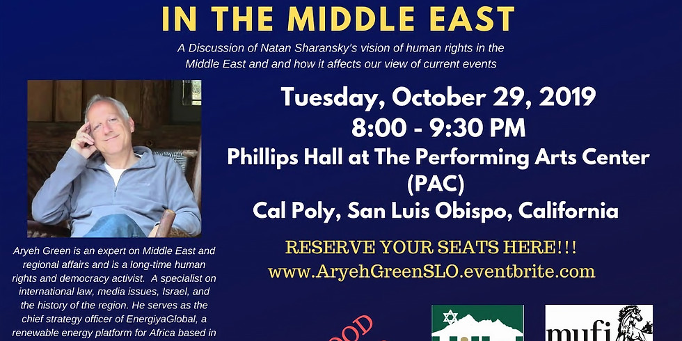 Human Rights in the Middle East - Aryeh Green