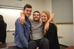 Students having fun!