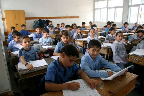 Biased Education and the Perpetuation of Conflict