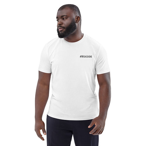Nocode Tee-shirt Coton Bio Unisexe