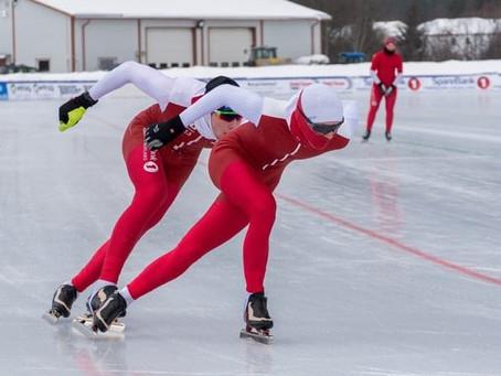Verdenscup debut for Marie og Sander