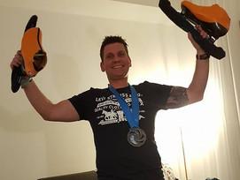 Odd Øystein tok sølv i veteran VM