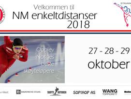 Tre JIF-løpere til NM-enkeltdistanser i Stavanger
