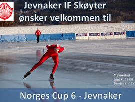 Velkommen til Norgescup 6