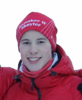 Magnus endte på 2. plass i Norgescupen