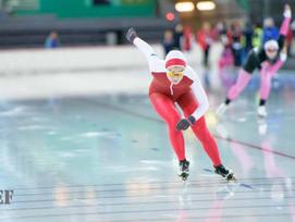 Fint sesongstart av Jevnakerløperne i åpningsstevnet på Hamar