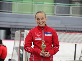 Amalie klar for juniorlandskamp