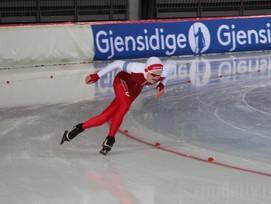 God norgescup åpning av JIF-løperne på Hamar