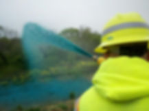 Hydroseeding with Profile Products Flexterra HP-FGM