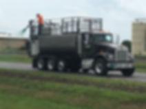Apex 4000 gallon hydroseeder, Finn Corporation, hydroseed, hydroseeding, hydroseeder