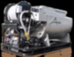 Apex 325 gallon hydroseed applicator