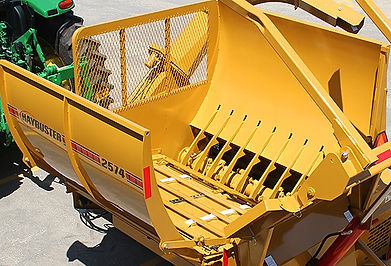 Haybuster 2574 Bale Chamber