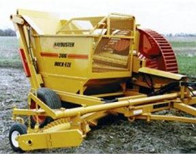 Haybuster 3106 Rock-EZE rock picker