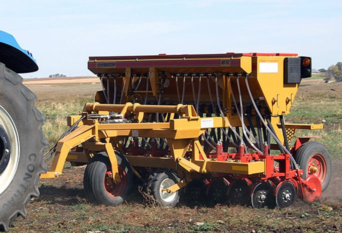 Haybuster 107C Seed Drill