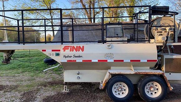 1999 Finn T120GN Hydroseeder