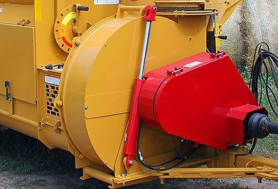Haybuster 2574 blower fan