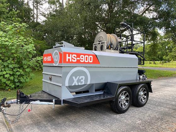 HydroStraw HS900 X3 Hydroseeder