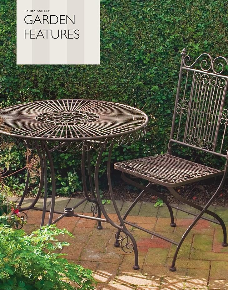 Laura Ashley Garden Furniture Etr lawn garden retail laura ashley by treadstone laura ashley garden table chestnut workwithnaturefo
