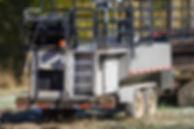 Apex seeder, Finn corporation, Finn T120, Bowie Victor 1100, turfmaker corporation, hydroeeder, hydroseeding