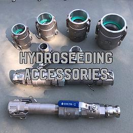 Hydroseeding accessories, hydroseeding swivels, hydroseeder tower swivel, swivel pro hose, swivel pro tower, swivel pro gun
