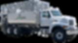 Apex 4000 gallon hydroseeder