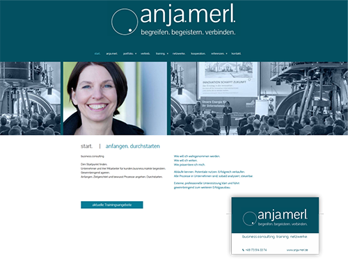 Anja Merl | Business-Consulting