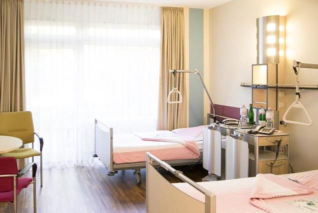 Patientenzimmer nachher