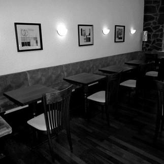 Café vorher