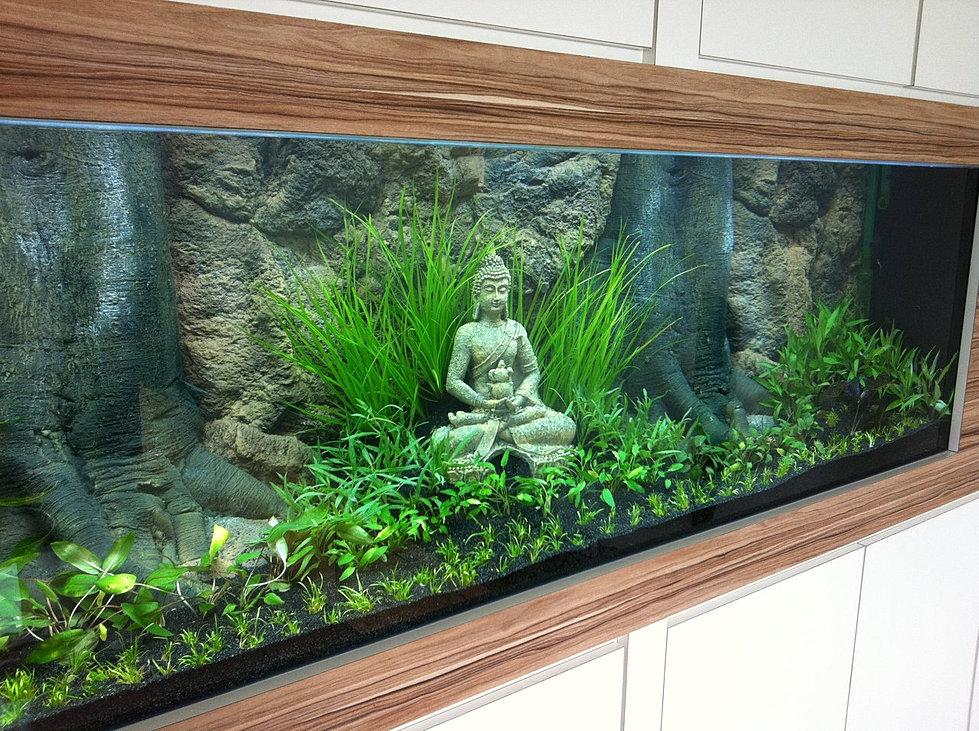 Custom aquarium fish tank planted tropical marine for Custom fish tanks