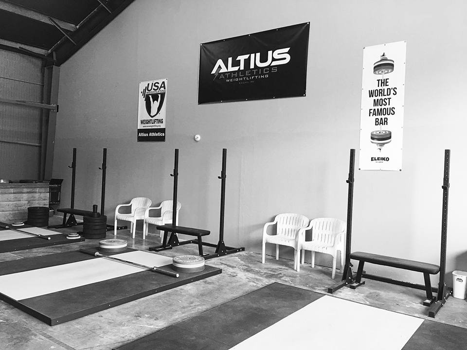 altius athletics