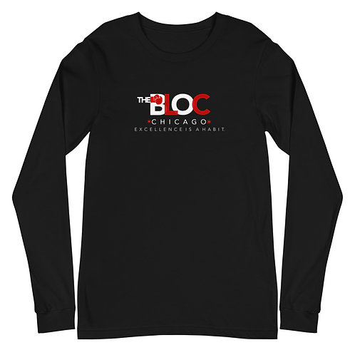 Excellence is a Habit Long Sleeve Tee
