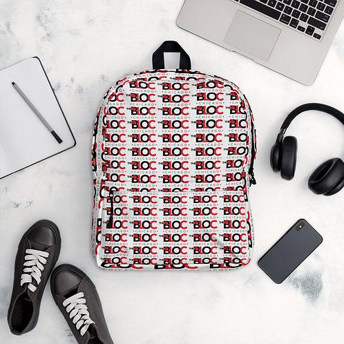 The Shameless Plug Backpack